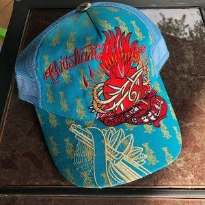 Christian Audigier Snapback Trucker Hat
